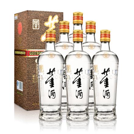 54°老贵董酒500ml(6瓶装)