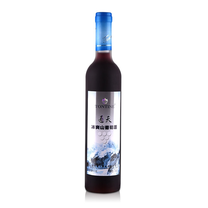 中国通天冰爽山葡萄酒485ml