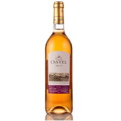 法国原装进口CASTEL家族牌玫瑰干红葡萄酒750ml