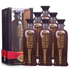 42°皇沟御酒1988 500ml(6瓶装)