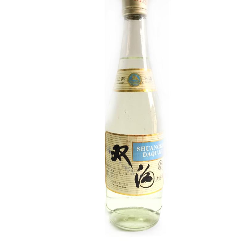 39度 双沟大曲 500ml 1992年老白酒