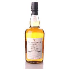 43°英国格兰爱琴12年斯佩塞单一麦芽苏格兰威士忌