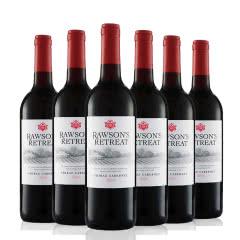 澳大利亚奔富洛神山庄西拉赤霞珠红葡萄酒750ml(6瓶装)