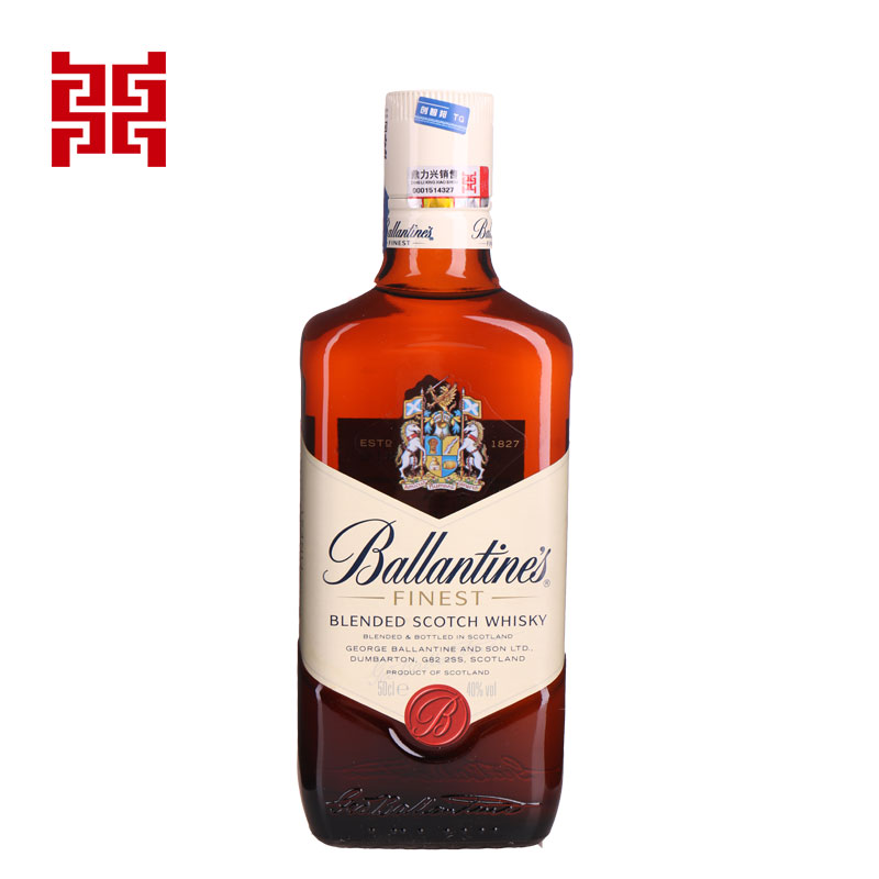百龄坛特醇苏格兰威士忌500ml