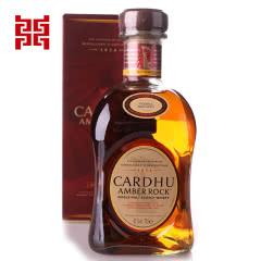 40°英国黑石卡杜琥珀单一麦芽苏格兰威士忌