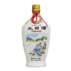 【老酒特卖】55°太白酒瓷瓶500ml(1995年-1999年)收藏老酒