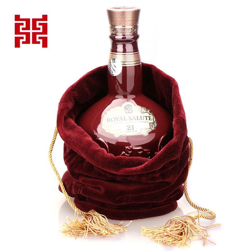 伍壹玖进口洋酒 英国原装进口洋酒 皇家礼炮21年苏格兰威士忌
