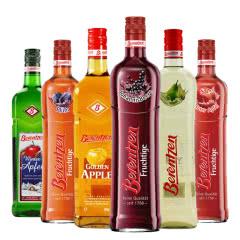 低度德国百人城进口果酒 预调酒 拜尔尼特 预调配制酒6支混合装