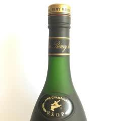 【洋酒特卖】40度 人头马黑章 700ml 九十年代的老洋酒