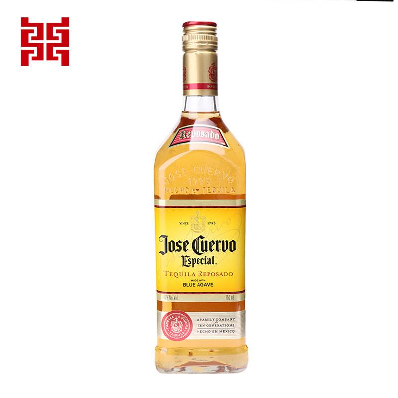 豪帅快活特醇金标龙舌兰酒 750ml