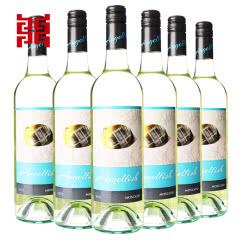 7.5°新西兰天使鱼珊瑚系列慕斯卡白葡萄酒 6支装