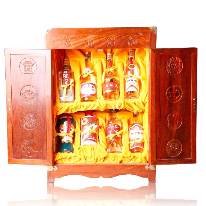 八大名酒礼盒套装(1991-1995年)
