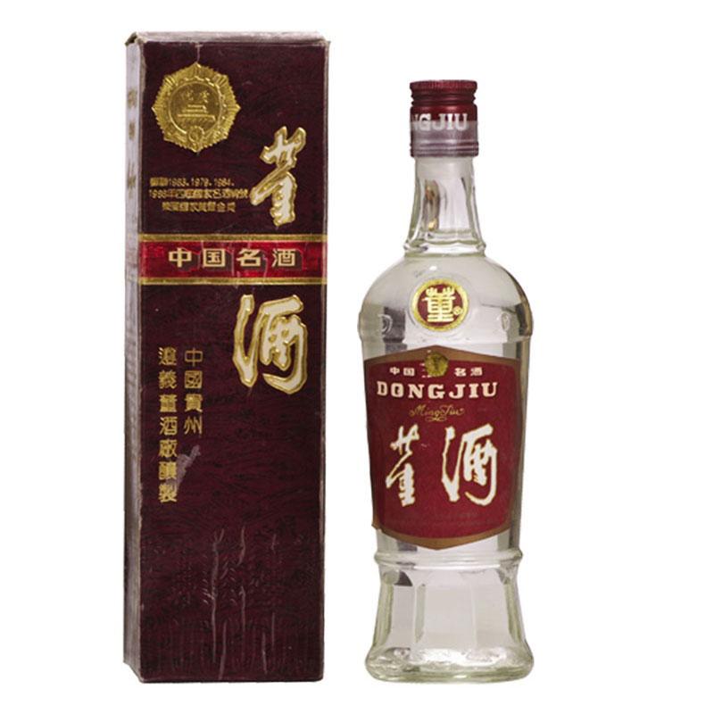 59°董酒500ml(1991-1993年)
