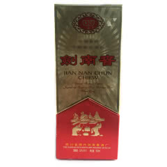 52度 剑南春 500ml 2001年-2005年老白酒 浓香型