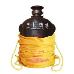 53°贵州茅台镇王祖烧坊大坛笃定煮酒2500ml酱香型白酒