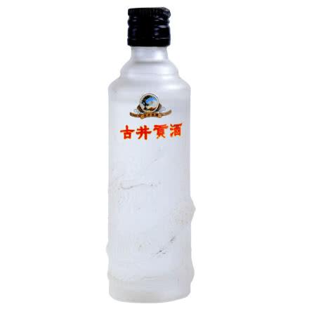 38°古井贡酒酒版(龙韵瓶)50ml(2006年)