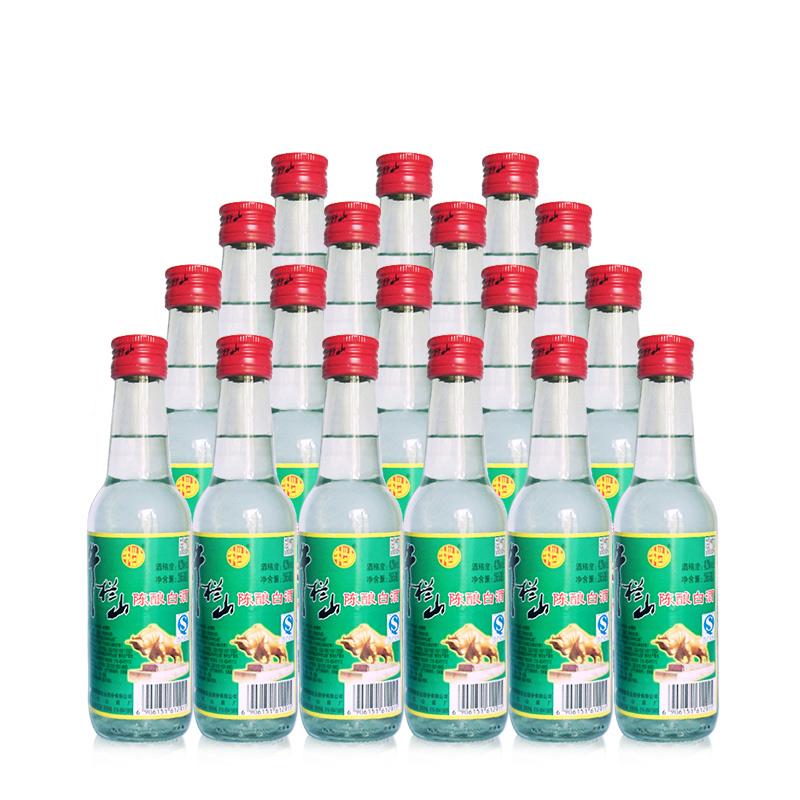 42°牛栏山陈酿265ml(20瓶整箱装)