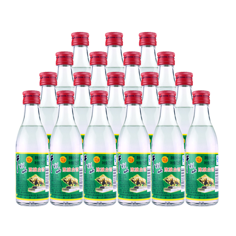 42°牛栏山陈酿125ml(30瓶整箱装)