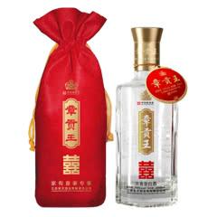 38°章贡王 浓香型 红岩洞藏 礼盒喜酒500ml(2013年老酒)