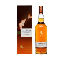 45.8°英国泰斯卡30年单一麦芽苏格兰威士忌洋酒700ml