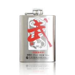 52°武酒小钢炮浓香型小酒白酒100ml