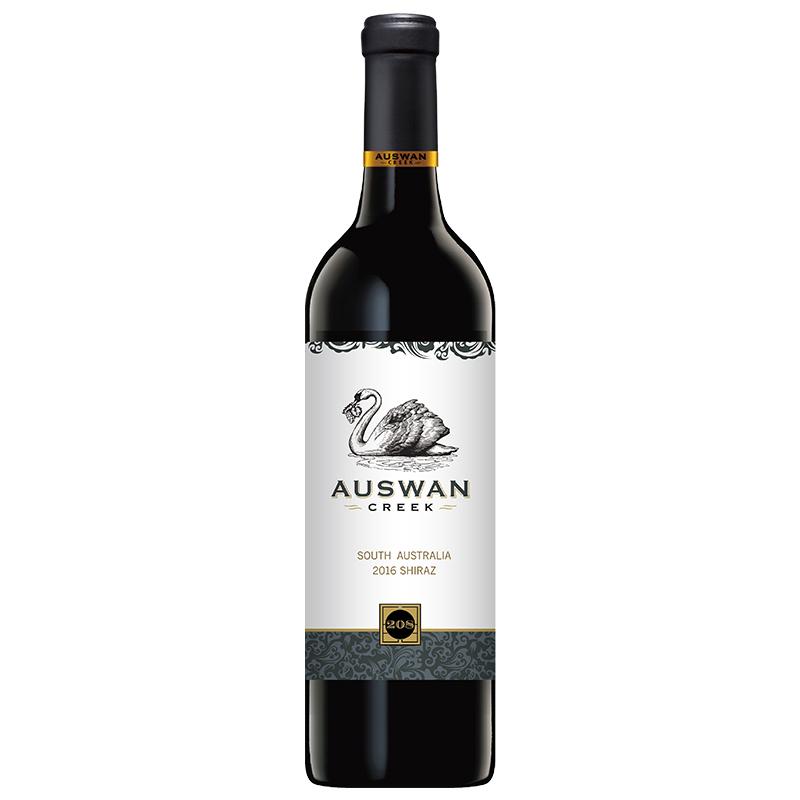 澳大利亚天鹅庄208西拉干红葡萄酒750ml