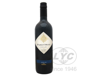 智利帝美达(太阳系列)美乐红葡萄酒 750ml