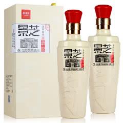 52°景芝礼尚500ml(2瓶装)