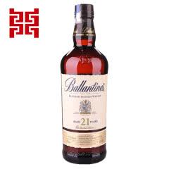 40°爱尔兰百龄坛21年苏格兰威士忌700ml