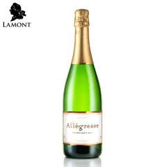 拉蒙 鹊悦 法定产区 法国原瓶进口 干型起泡酒 气泡葡萄酒750ml