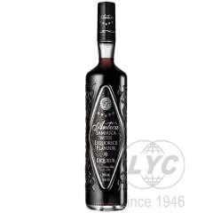 意大利安帝卡森伯加黑茴香酒Antica Sambuca Black 700ml