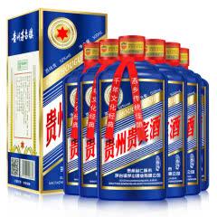 52°茅台镇贵州贵宾酒500ml(6瓶装)