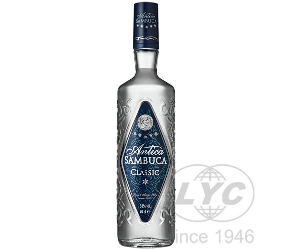 意大利安帝卡森伯加白茴香酒Antica Sambuca 700ml