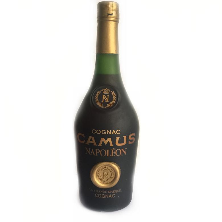 老洋酒收藏 80年代 卡慕NAPOLEON