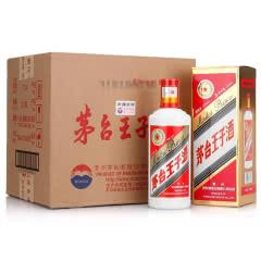 【每箱立减180元】53°茅台王子酒500ml(6瓶装)