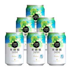 金牌 台湾啤酒白葡萄味果啤330ml(6听装)