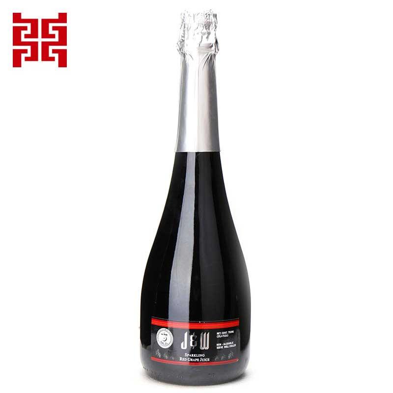 进口洋酒 西班牙艾槟红葡萄汁饮料(充气型) 无酒精饮料 单支装