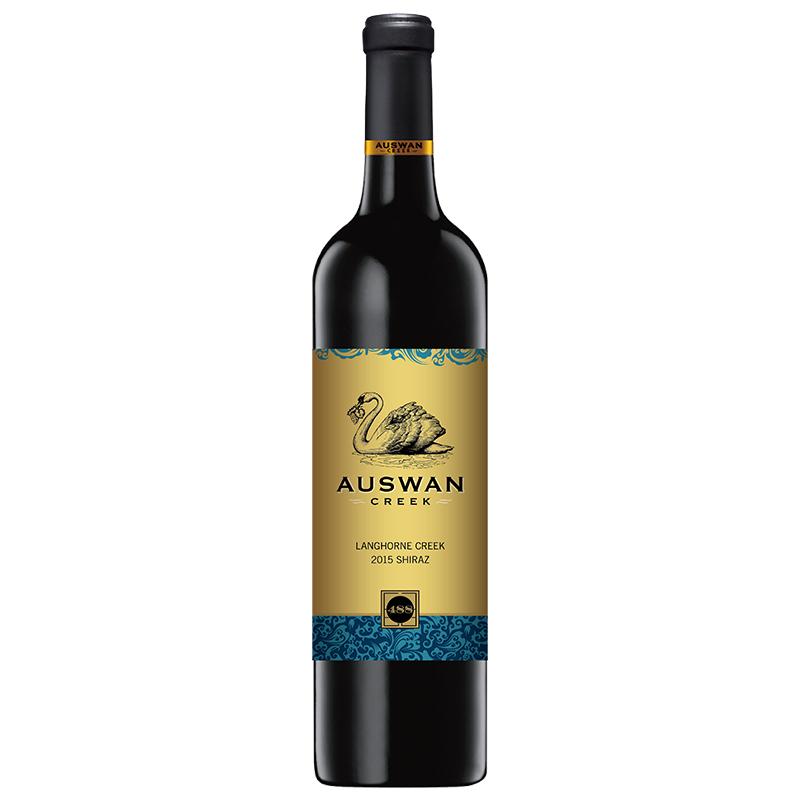 澳大利亚天鹅庄488西拉干红葡萄酒750ml