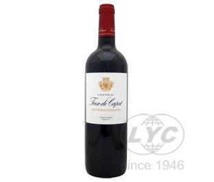 法国杜卡栢酒庄红葡萄酒ChateauTourDeCapet Grand Cru750ml