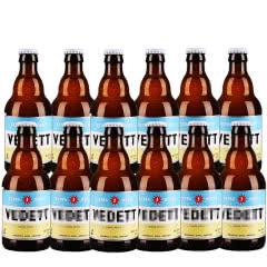 比利时进口精酿啤酒白熊啤酒330ml(12瓶装)