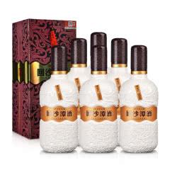 【整箱直降】38° 回沙潭酒 固态纯粮 酱香型白酒 500ml*6