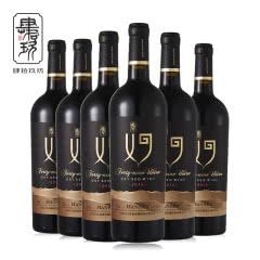 【肆拾玖坊】红酒坊2016经典干红葡萄酒750ml*6瓶