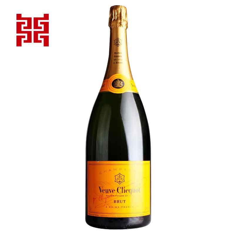 12°法国凯歌(Veuve Cliquot)皇牌香槟 750ml