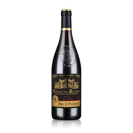 法国德仕莱公爵AOP干红葡萄酒750ml