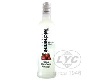 西班牙达妮草莓味利口酒Teichenne Strawberry Schnapps700ml