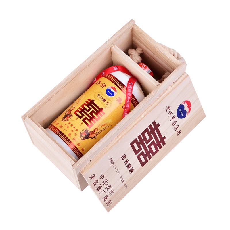 【茅台特卖】38°茅台集团贵州囍酒500ml(2004年)