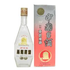 【老酒特卖】39°黄鹤楼酒500ml(90年代)收藏老酒