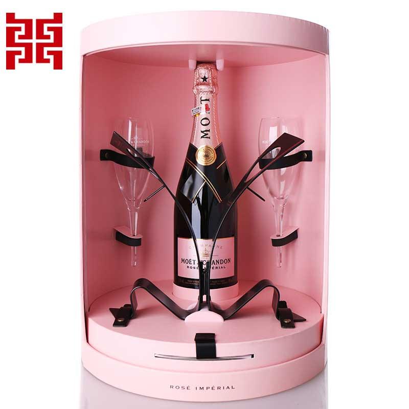 """酩悦粉红香槟""""随心所爱""""礼盒750ml限量版"""