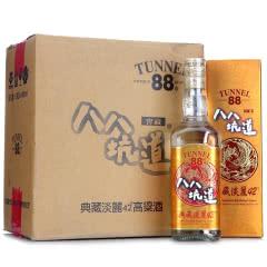 42°台湾八八坑道窖藏高粱酒 典藏淡丽600ml*6