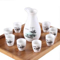 陶瓷酒具套装 酒具周边 白酒酒具 分酒器 多种款式随机发